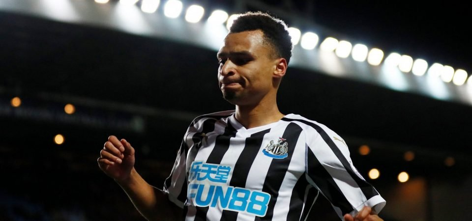Newcastle should retain Jacob Murphy amid reported loan interest