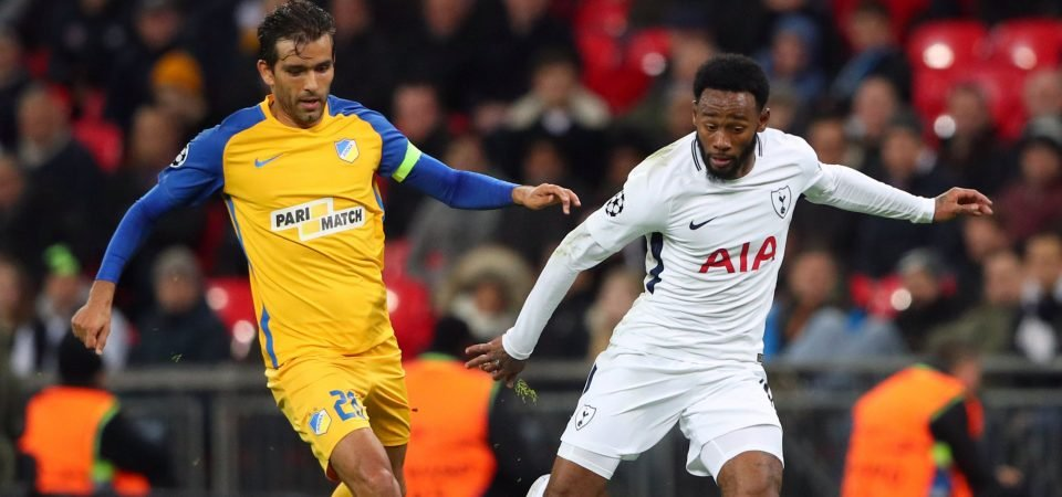 Spurs should offer Georges-Kevin Nkoudou to Hull to guarantee Jarrod Bowen deal