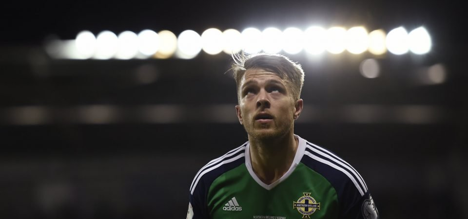Karanka departure could hand Jamie Ward a Nottingham Forest lifeline