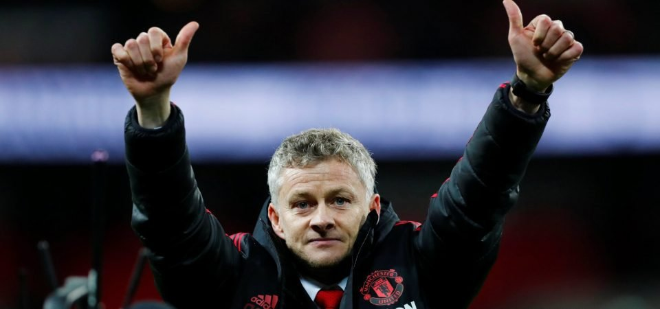 Manchester United set to confirm Ole Gunnar Solskjaer as boss on a permanent basis