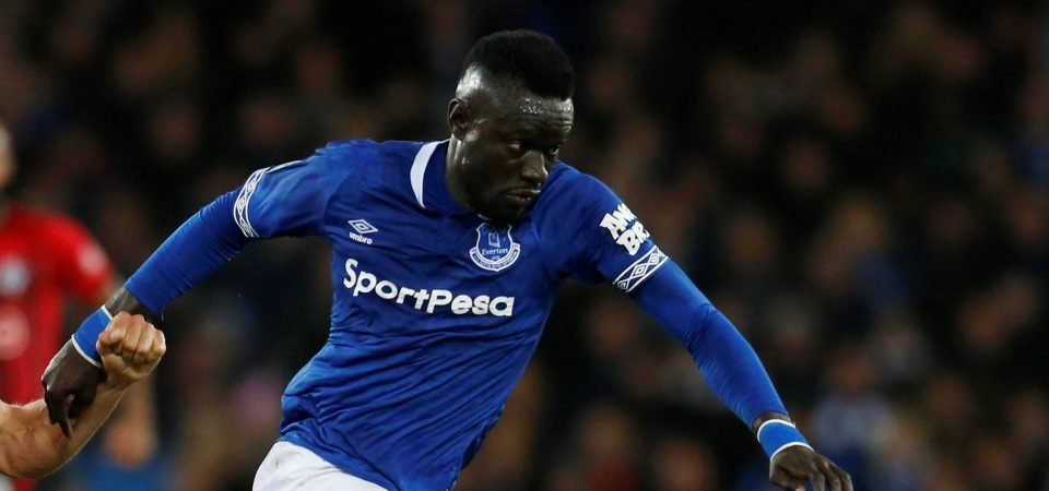 Everton fans want Oumar Niasse to leave Goodison Park this summer