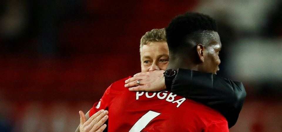 Pogba performs contract U-turn and is ready to commit to Man United