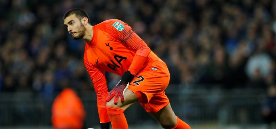 Revealed: Majority of Spurs fans think Paulo Gazzaniga can replace Hugo Lloris