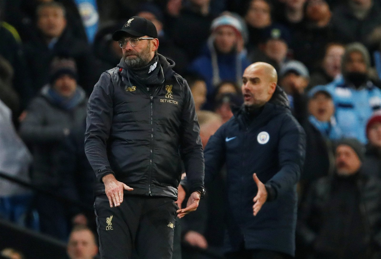 How Man City bossed Liverpool's midfield and exposed weak links to win Premier League epic