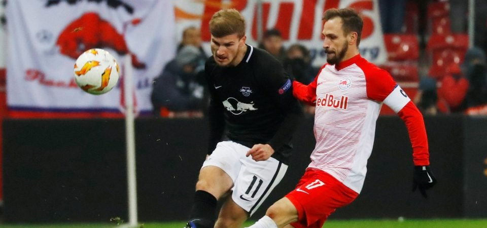 Borussia Dortmund to go all-in for Liverpool target Werner