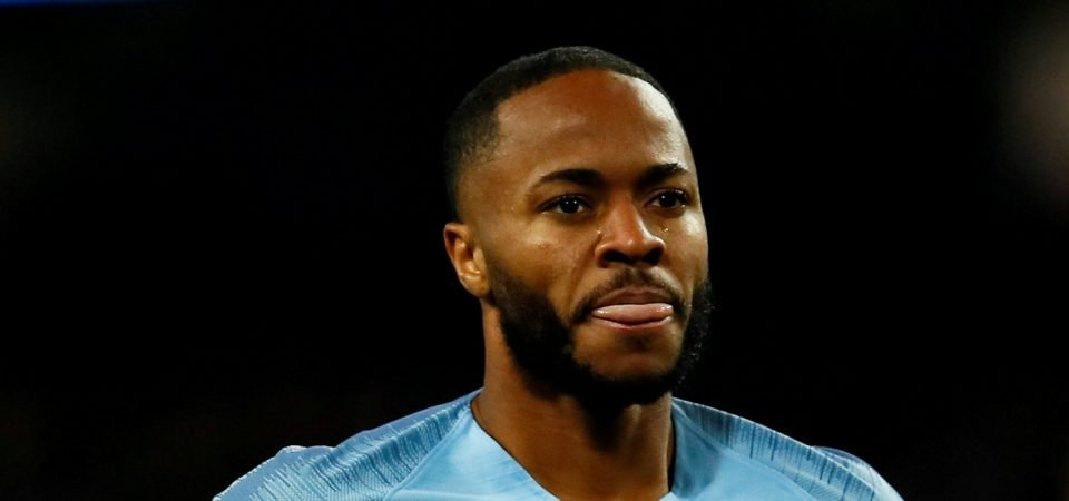 Manchester City's Raheem Sterling: Would he get into Liverpool's front three?