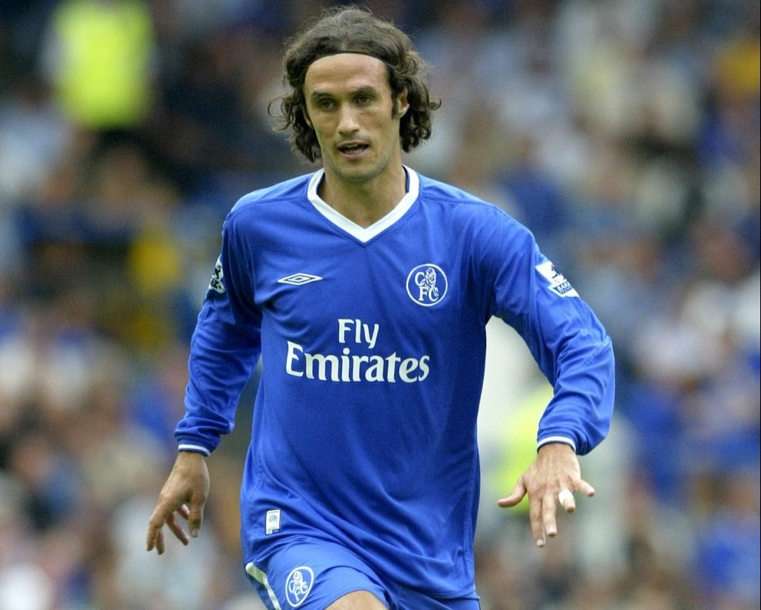 A slice of Premier League genius: Ricardo Carvalho