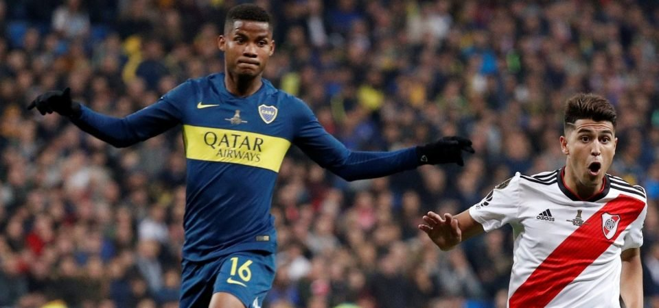 Everton to activate Wilmar Barrios' release clause