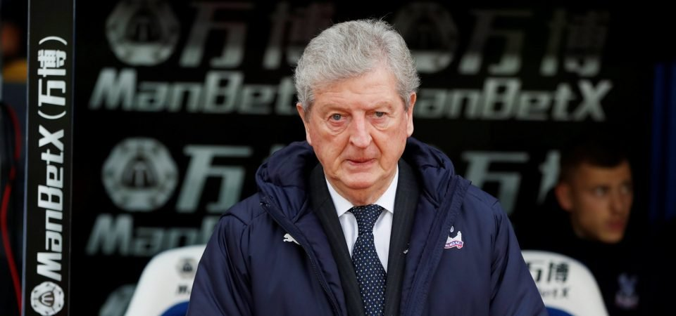 Crystal Palace fans react to Roy Hodgson's worrying transfer comments