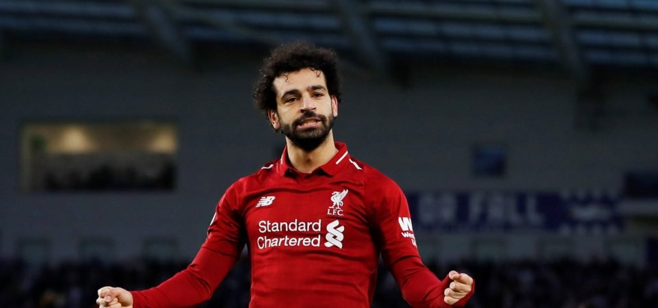 The Chalkboard: Mohamed Salah thrives in right wing role