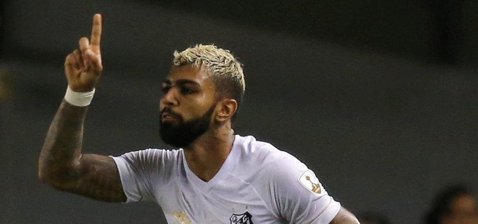 Everton should roll the dice on Gabriel Barbosa