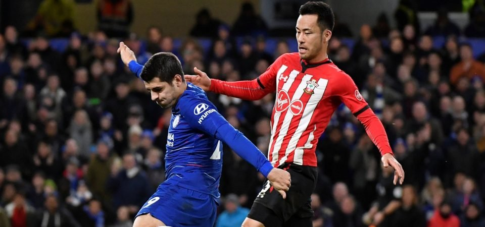 Maya Yoshida proves against Chelsea that he will be a huge miss for Southampton