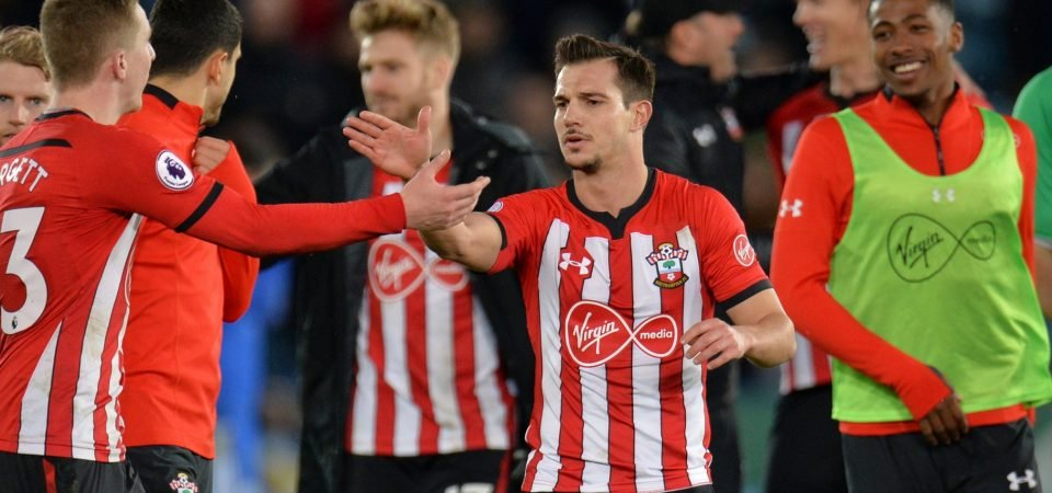 Southampton fans react with Cedric Soares reportedly close to Inter Milan move