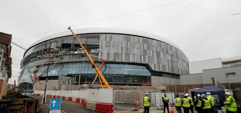 Tottenham should admit to stadium woes and Wembley stay