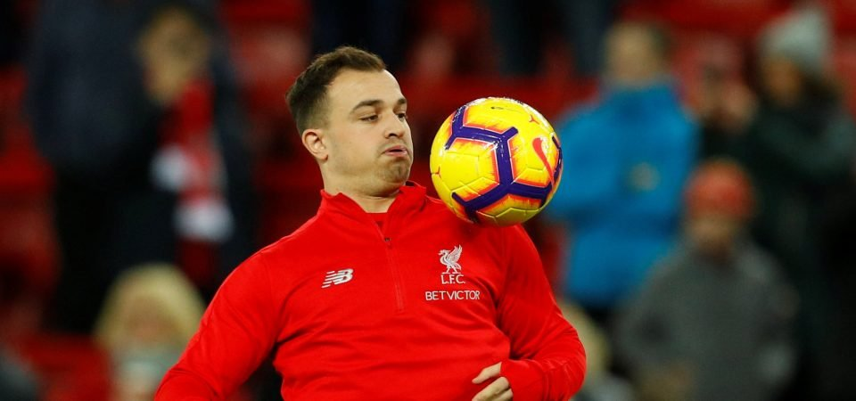 Liverpool pulled off a transfer masterstroke with the signing of Xherdan Shaqiri