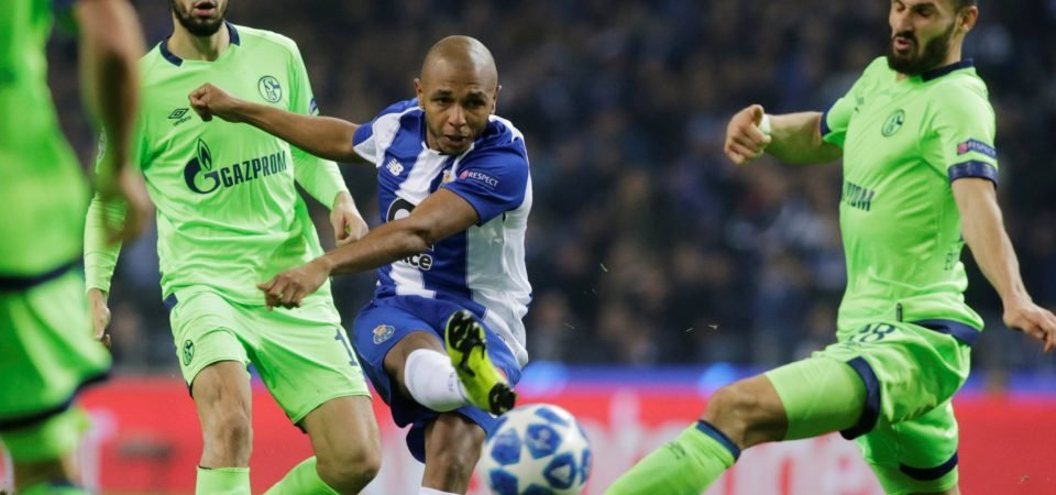 Newcastle must win Brahimi race and pair him with Almiron