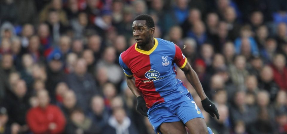 Bolasie linked with shock Palace return, fans react