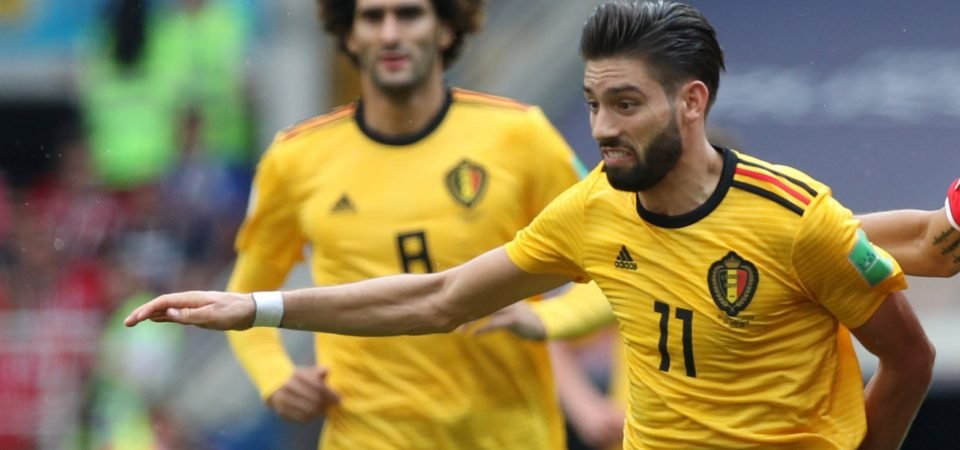 The Chalkboard: Why Yannick Carrasco could be exactly what Arsenal need