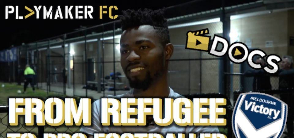 Watch: Elvis Kamsoba - From African War to Melbourne Victory