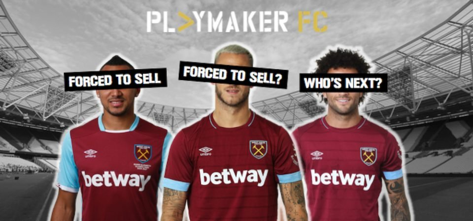 """Watch: """"West Ham want to be a big club. Big clubs don't sell their best players!"""""""