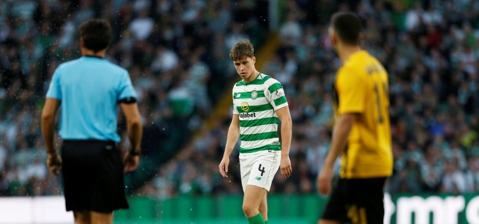 Celtic's defensive overhaul is surely the end of Jack Hendry