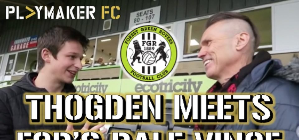 Watch: Thogden meets English football's most progressive owner