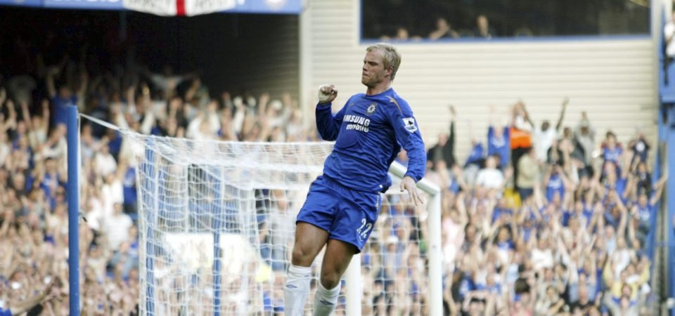 A slice of Premier League genius: Eidur Gudjohnsen