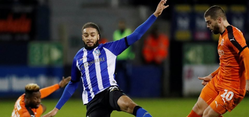Sheffield Wednesday fans heap praise on Michael Hector after latest Twitter post