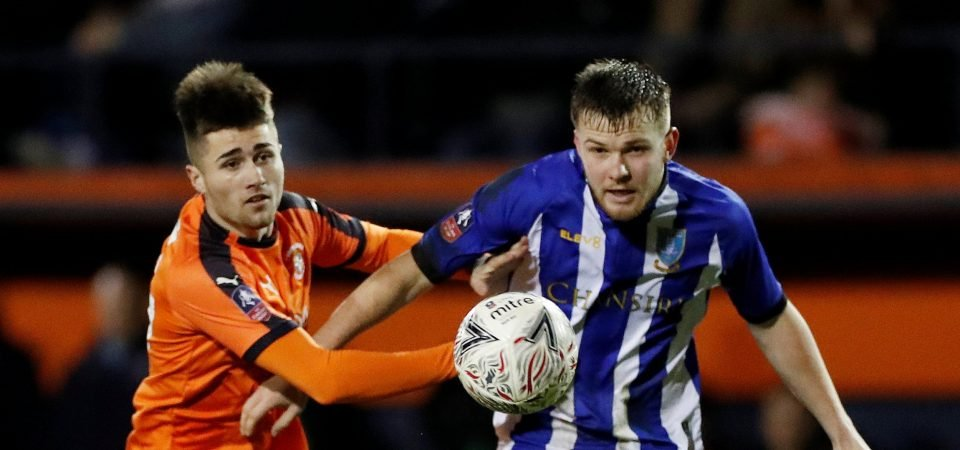Sheffield Wednesday fans react to Jordan Thorniley's tweet