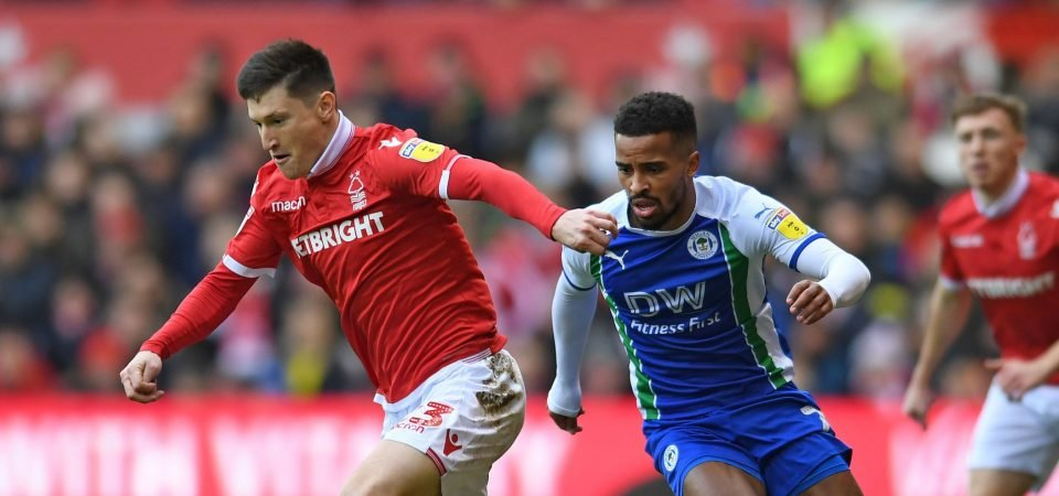 Joe Lolley reveals the three things Nottingham Forest plan to do against Brentford