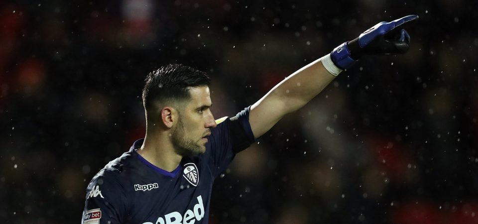 An absolute disgrace: Leeds fans slam January arrival Kiko Casilla