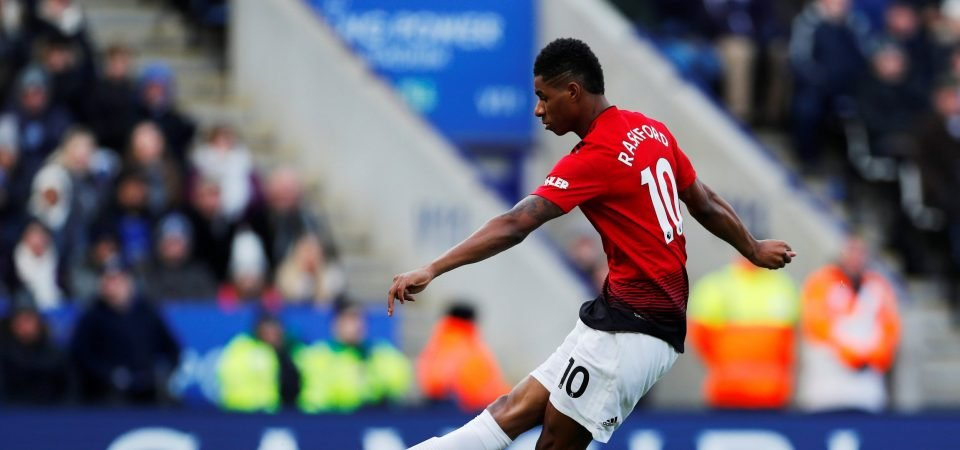 Potential consequences: Marcus Rashford penning new deal at Manchester United
