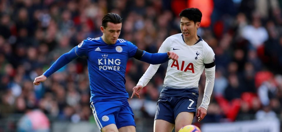Arsenal fans desperate to sign Ben Chilwell after latest performance vs Tottenham