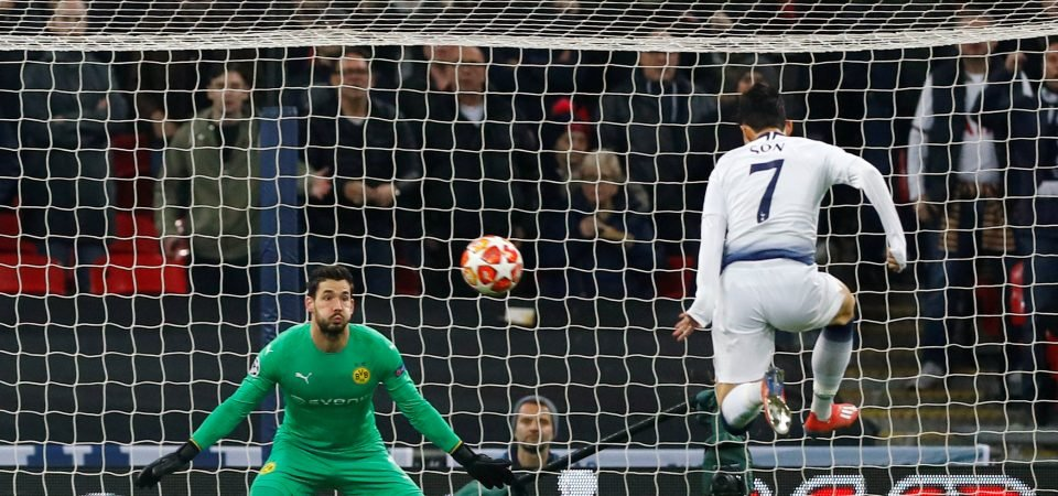 Phil McNulty delivers glowing verdict on Son Heung-min's performance vs Dortmund