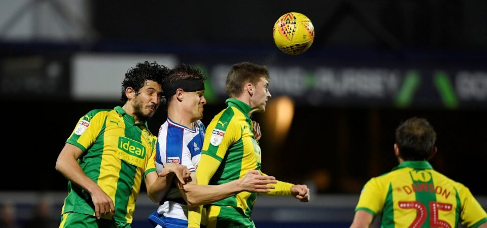 West Brom fans react to Ahmed Hegazi's display versus QPR