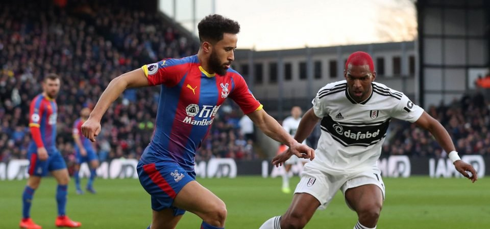 The Chalkboard: Crystal Palace must play 4-4-2 against West Ham
