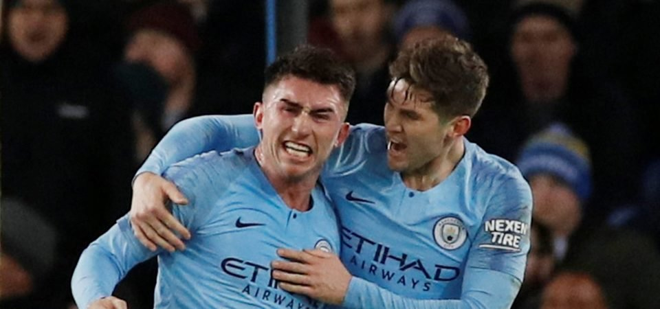 Aymeric Laporte looks likely to improve on last performance v Chelsea