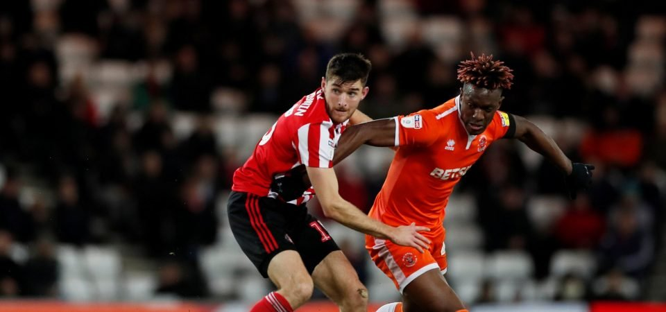 Sunderland fans want Baldwin axed from starting XI