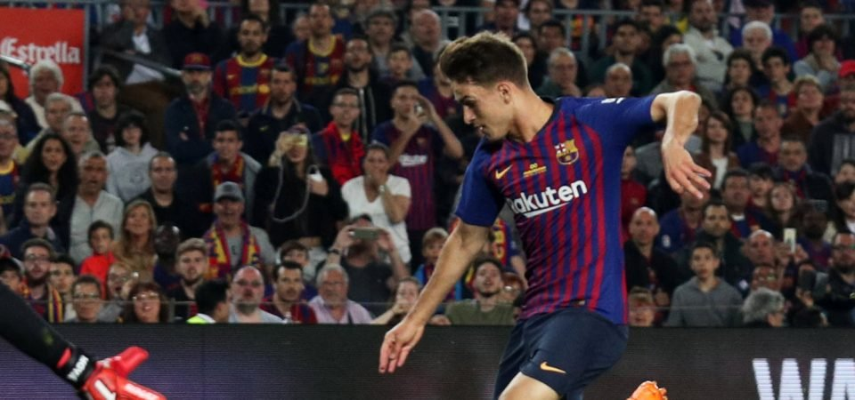 The Chalkboard: How Denis Suarez will bring balance to Arsenal's attack