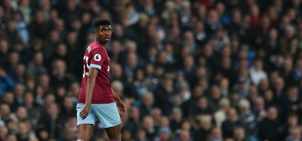 Johnson signs new West Ham deal
