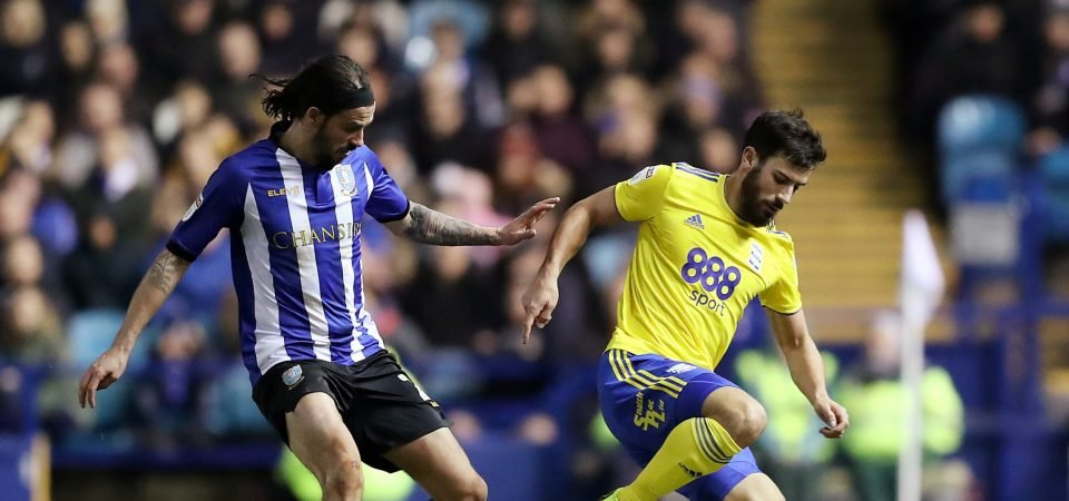 Sheffield Wednesday fans are fed up with George Boyd