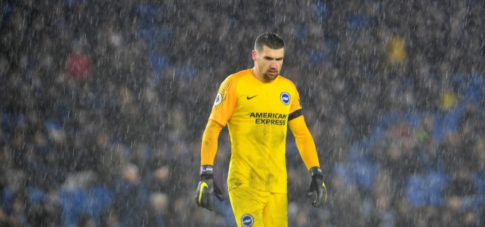 Brighton fans dismayed with performance against Burnley