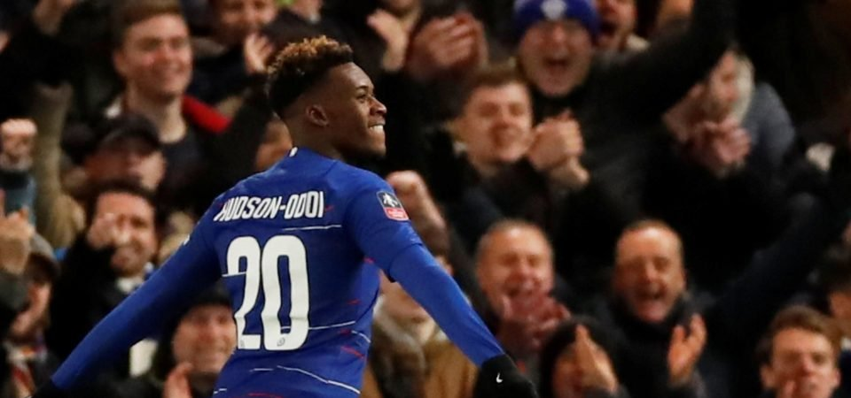 Two reasons Callum Hudson-Odoi should sign a new contract with Chelsea