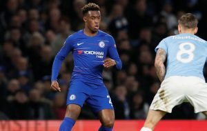Chelsea's Hudson-Odoi swarmed with contract congratulations on Instagram