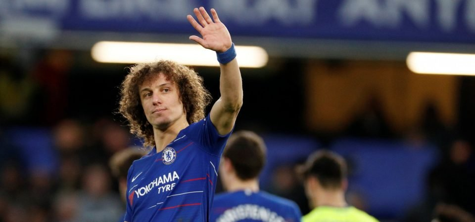 The Chalkboard: Chelsea must place their faith in Luiz against Manchester City