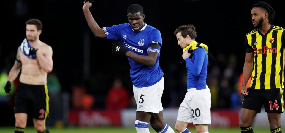 Zouma would be the perfect signing for Everton