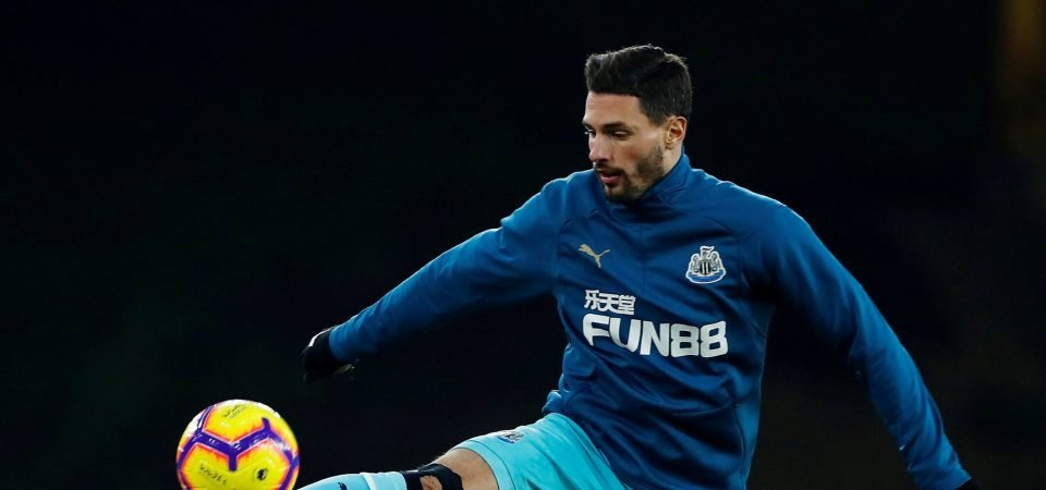 Newcastle fans beg Schar to stay