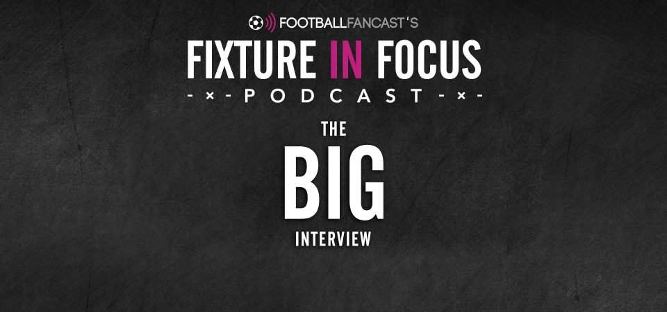 Fixture In Focus - The Big Interview with Richard Lee