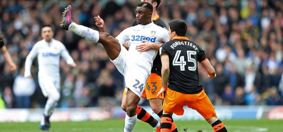 Leeds fans react positively to Hadi Sacko's farewell message