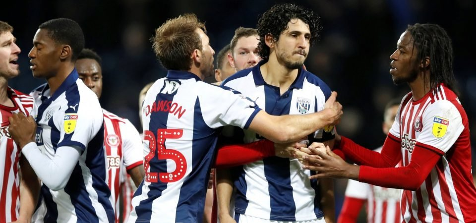 Aston Villa fans don't want their club to sign Hegazi